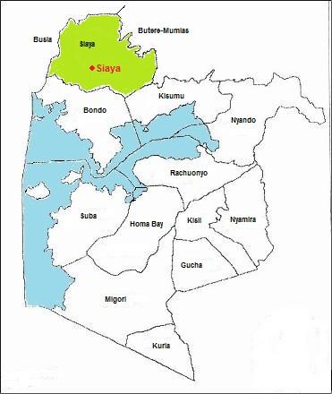 Nyanza_districts_-_Siaya
