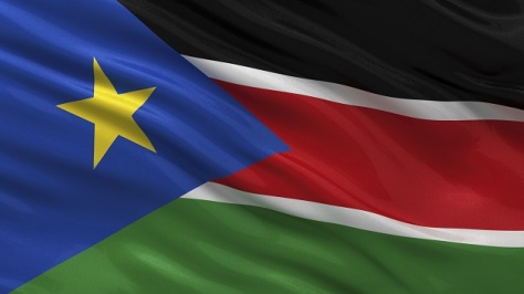 GETTY_1314_SouthSudanFlag