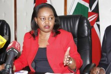 Miss Anne Waiguru,