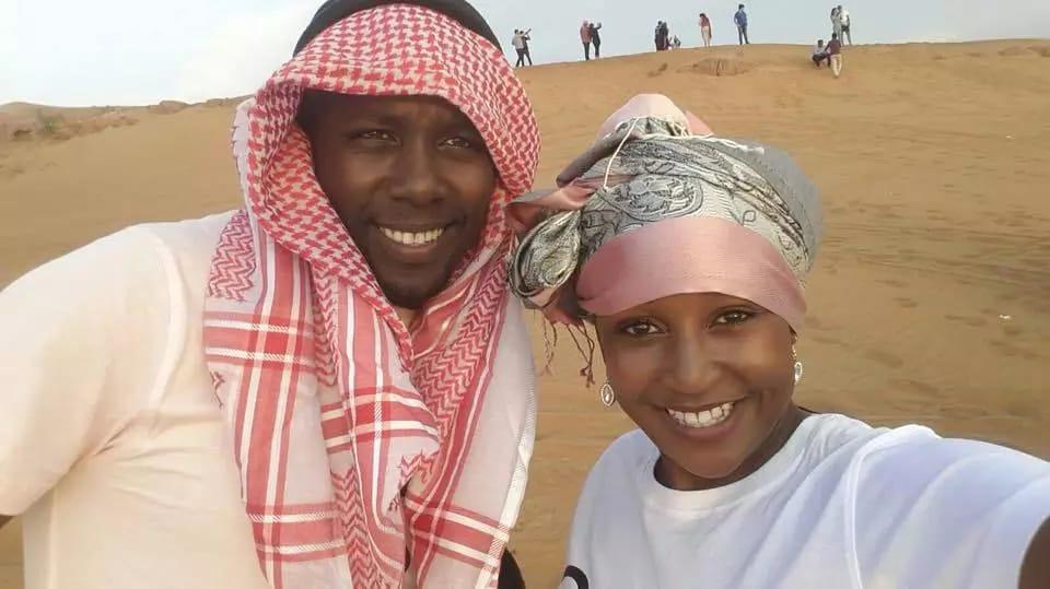 Image result for dennis okari and betty kyallo