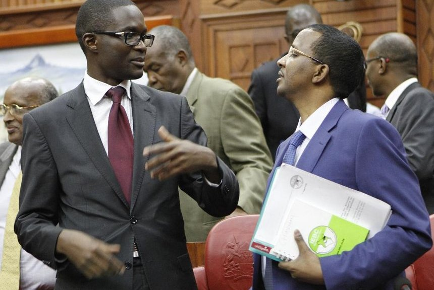 IEBC commissioners resign, ask Uhuru to let them stay ...