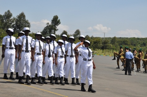 Ms.-Faith-Mwaura-Platoon-Two-Commander-matches-the-Platoon-past-the-Chief-Guest.jpg